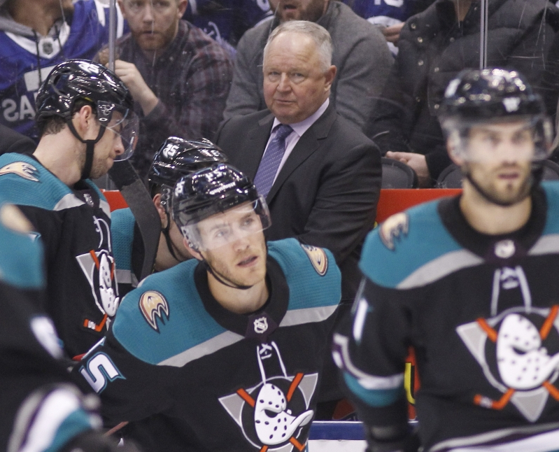 Anaheim Ducks coaching search remains open