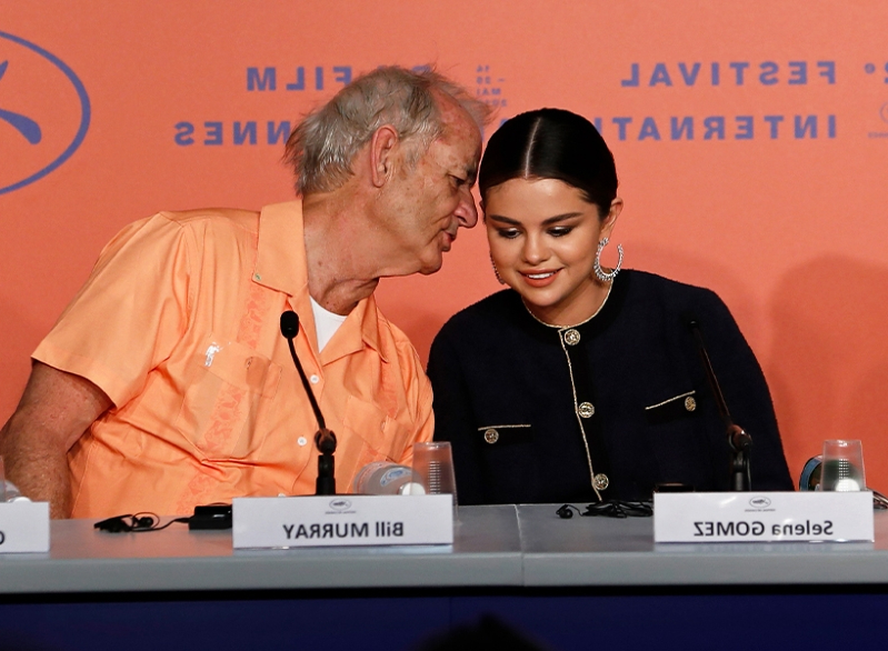 Bill Murray's Comments About Selena Gomez Are All Kinds of Bad | Opinion