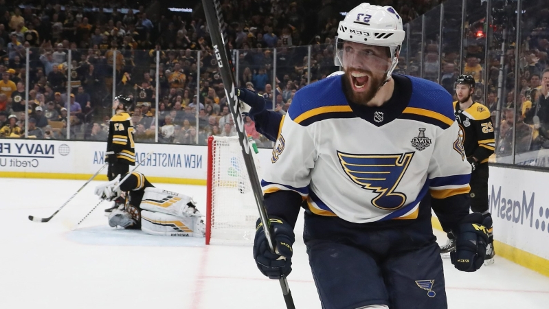 Blues hoping road success continues in Game 7