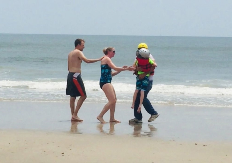 Boy, 8, Swept Out to Sea on Unicorn Float in North Carolina: I Thought 'I Might Die'