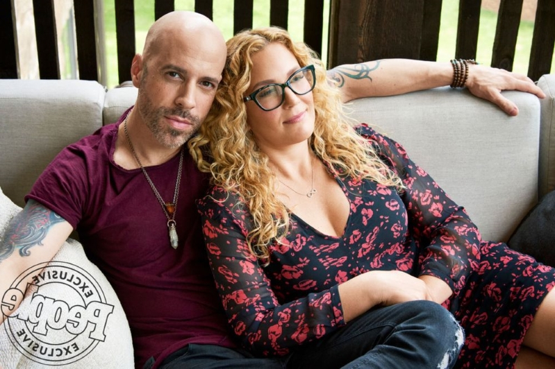 Chris Daughtry and Wife Deanna Reveal She's Bisexual: Why She's Coming Out Now — Through Their Song