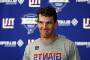 Eli Manning reveals a savage prank he pulled on a Giants rookie
