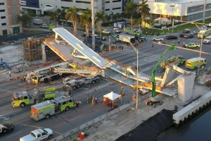 FIU bridge collapse: Engineer ignored warning signs hours before