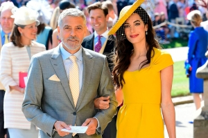 George Clooney: 'Amal walked in and everything changed'