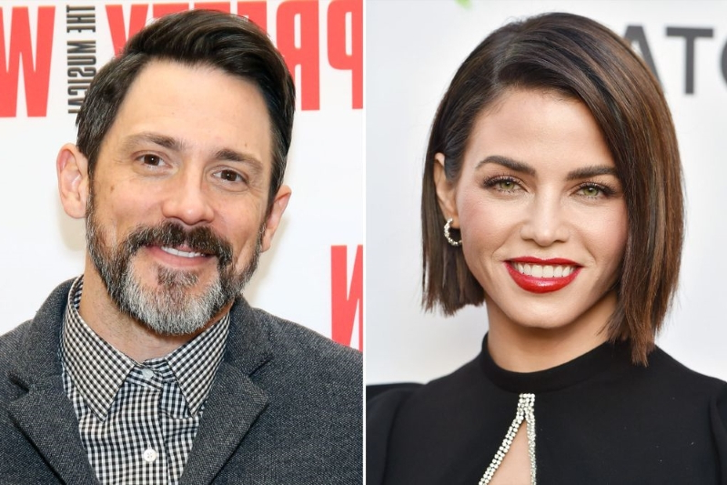Jenna Dewan and Steve Kazee Are 'Very Serious' — 'There Are Talks About the Future': Source