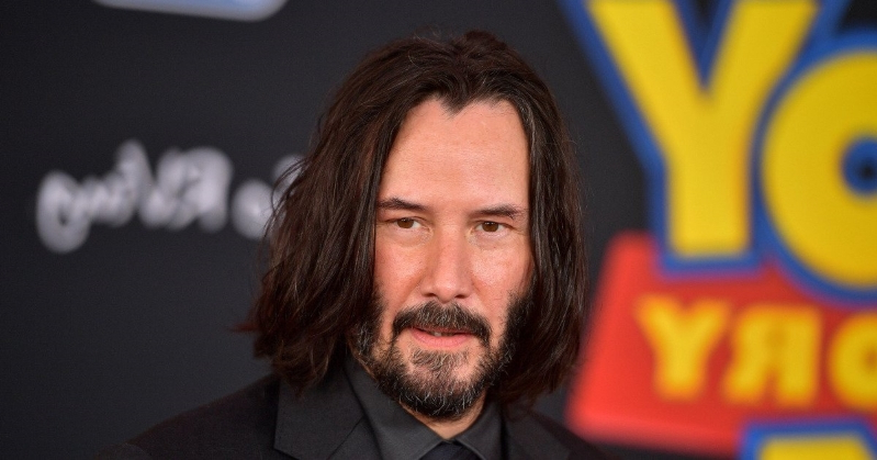 Keanu Reeves Had No Idea About the Internet's Obsession with Him: 'That's Wacky'