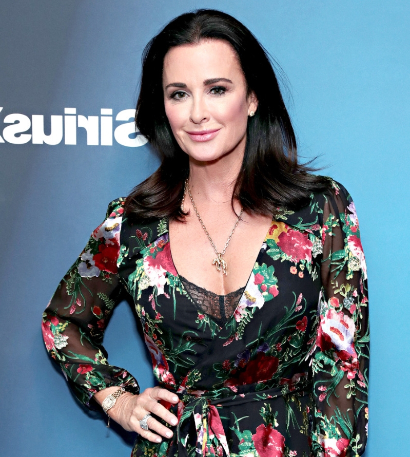 Kyle Richards Reveals She Ate '6 Almonds' a Day Amid Anorexia Struggle