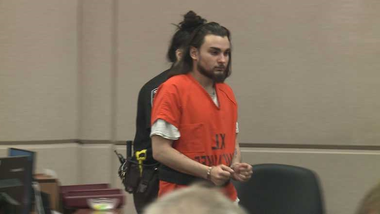 Man accused in ambush attack pleads not guilty