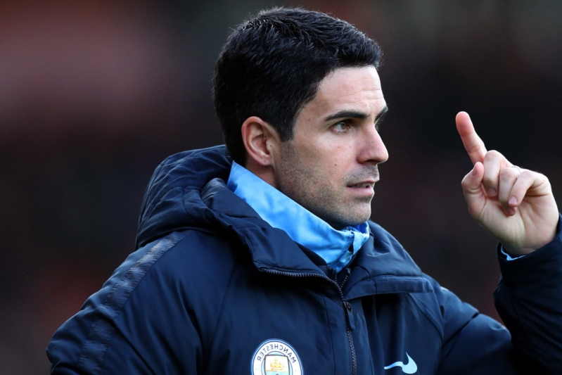 Mikel Arteta admits Anfield is the toughest place to go