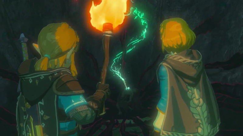 Nintendo teases 'Breath of the Wild' sequel, raising Zelda hype to new levels