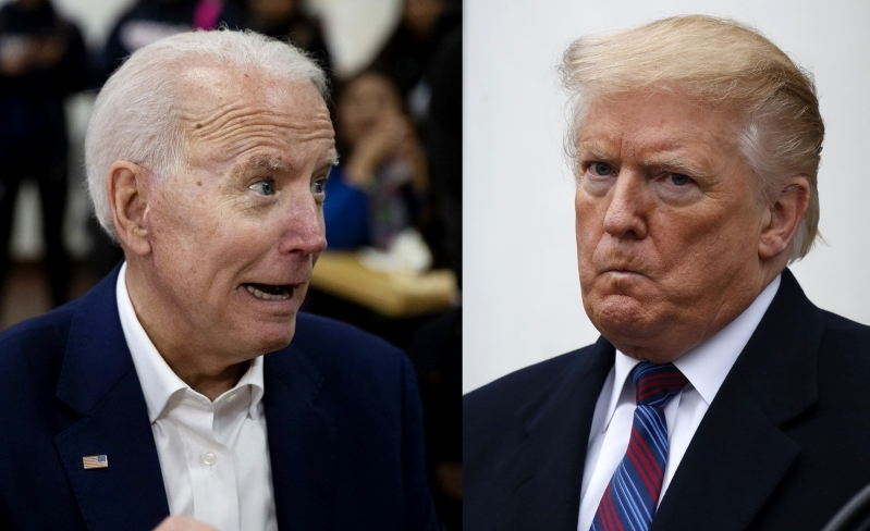 No, Joe Biden, President Trump is not 'an existential threat to America'