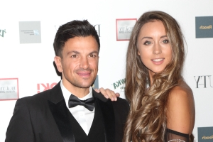 Peter Andre: Personality is more important than looks