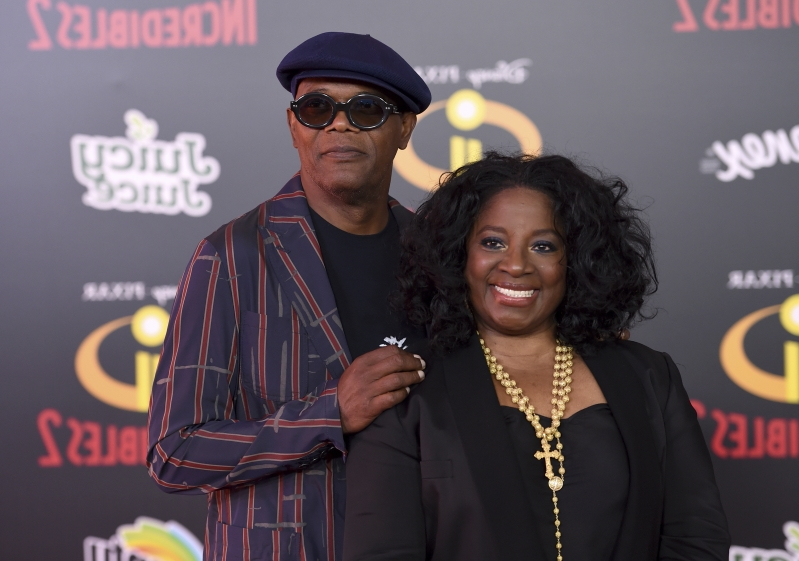 Samuel L. Jackson Explains the Secret to His 40-Year-Long Marriage