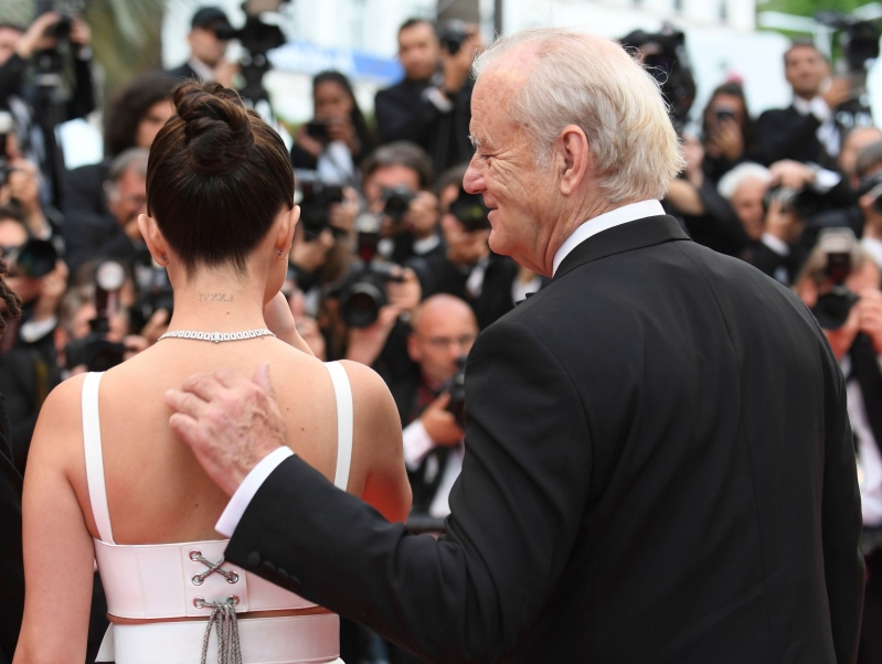 Selena Gomez reveals what Bill Murray said during viral Cannes moment