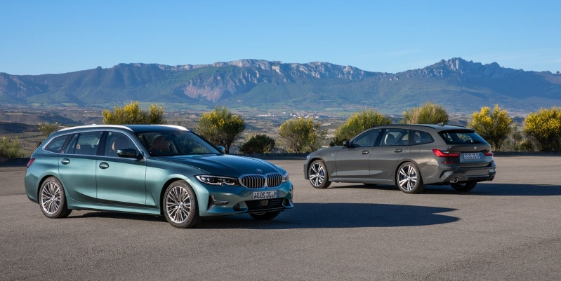 News The New Bmw 3 Series Wagon Continues The Renaissance Of The 3