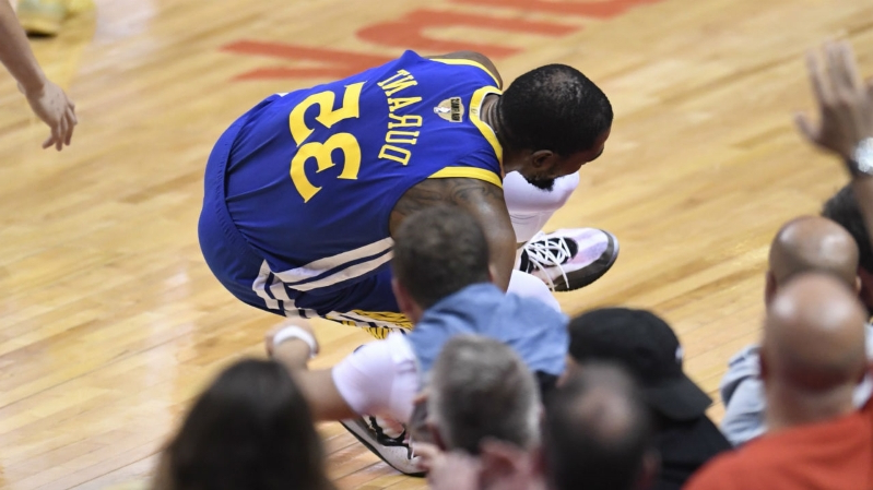 Warriors' Kevin Durant undergoes surgery for ruptured Achilles tendon