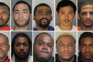 Westchester drug bust leads to arrest of 18 alleged gang members