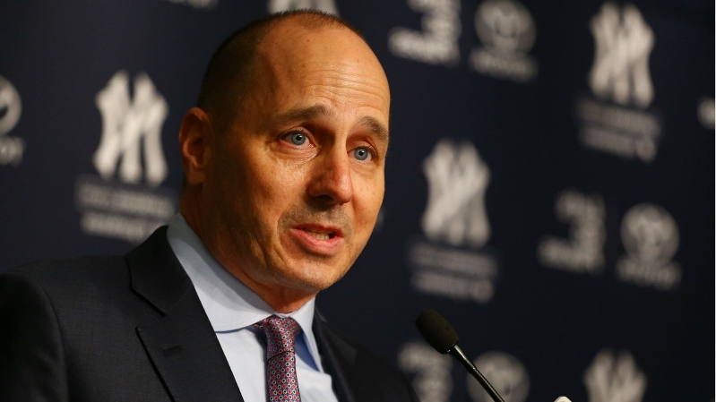 Yankees exploring trade market for 'impact' player, Brian Cashman says