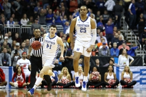 A Kentucky streak is on the line in the 2019 NBA draft