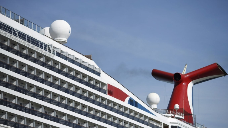 Family Alleges Carnival Wouldn't Let Dying Man Get Off Ship