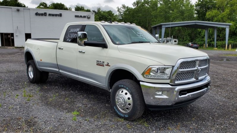 Auto Shows: Here's the Last 1 Ton Luxury Truck You Can Buy New With