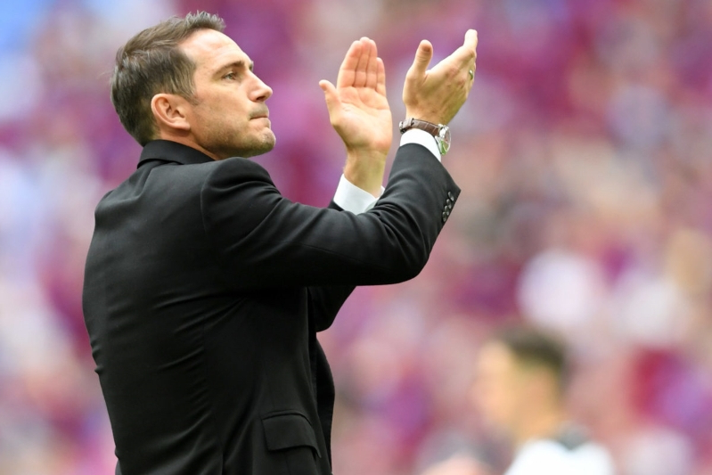 Lack of alternatives likely to see Lampard named Chelsea boss
