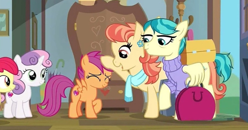 My Little Pony Introduces Its First Lesbian Characters with Same-Sex Couple Making Cartoon Debut