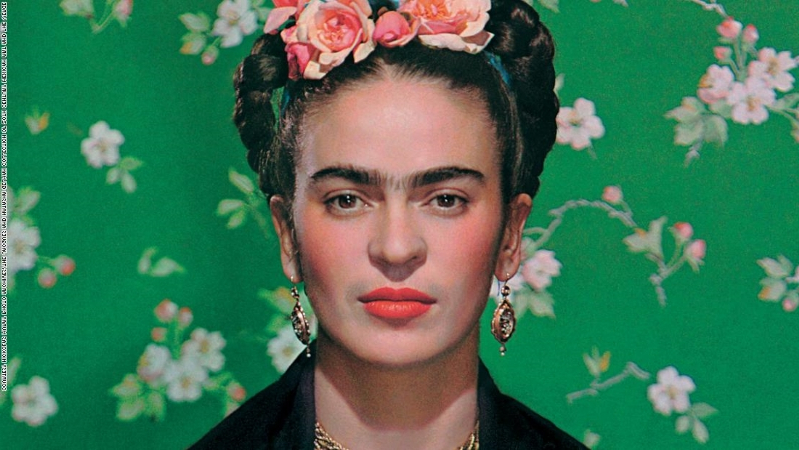 Only known recording of artist Frida Kahlo's voice found, Mexican Sound Library says