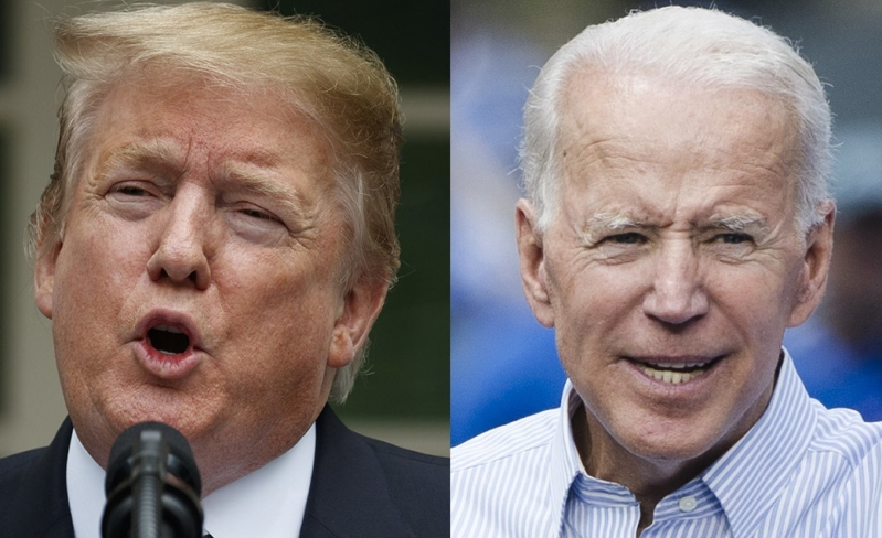 Party of the rich? Millionaires prefer Joe Biden over Trump