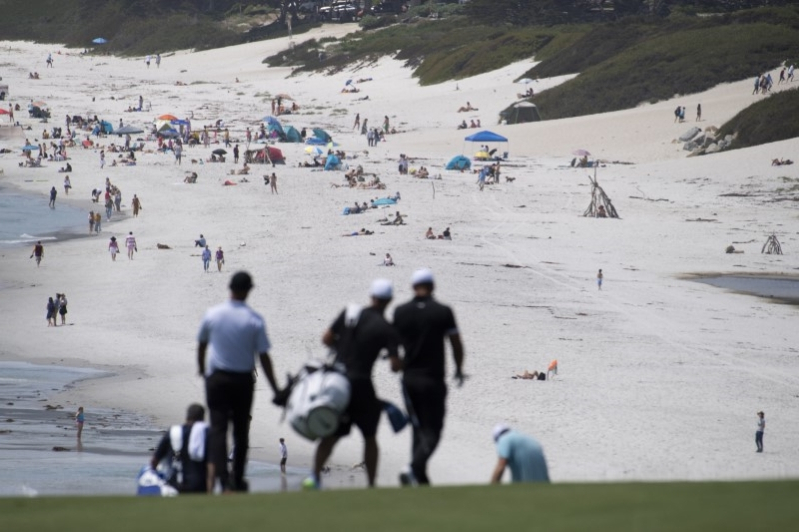 Pebble Beach aims to keep harmful golf balls out of ocean