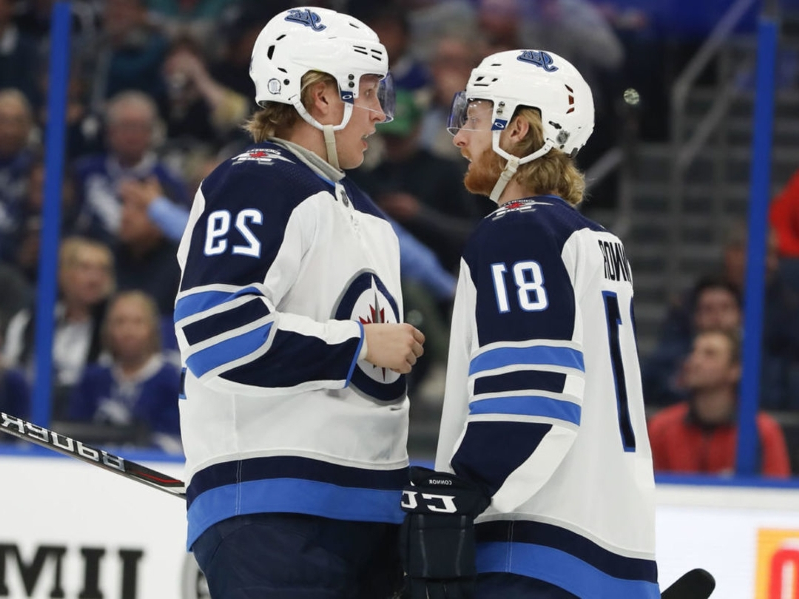 Projecting Patrik Laine's and Kyle Connor's next contracts