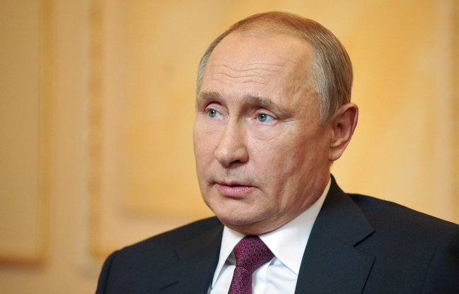 Putin says U.S.-Russia relations are getting 'worse and worse'