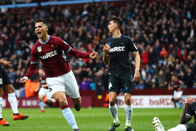 Southampton attempted to hijack Villa deal for El Ghazi