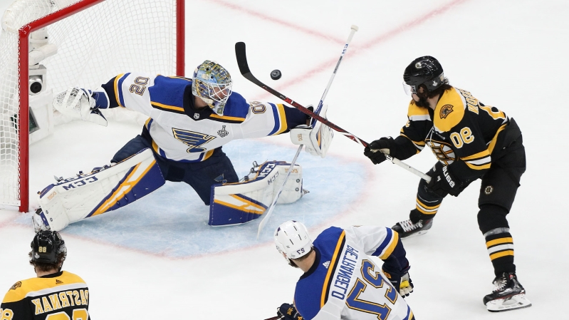 Stanley Cup Final 2019: Three takeaways from Blues' Game 7 win