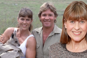 Terri Irwin reportedly dating new mystery man 13 years after Steve Irwin's death