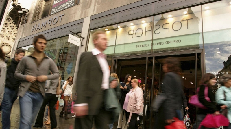 Topshop owner averts collapse as rescue deal scrapes through