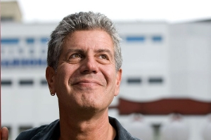 Anthony Bourdain's Graphic Novel 'Hungry Ghosts' Is About To Become A TV Show