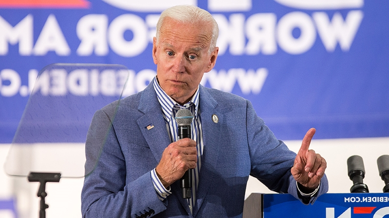 Biden hits Trump on foreign dirt comments: 'Dead wrong'