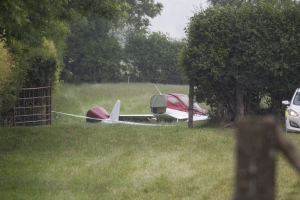 'It looked like the craft just literally dropped out of the sky' - two men die in Kildare plane crash