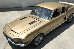 Mix Of Classic Mustangs Heads To Barrett-Jackson