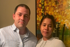 Pregnant Calgary couple 'shocked' after demand for $10K upfront payment to cover delivery costs