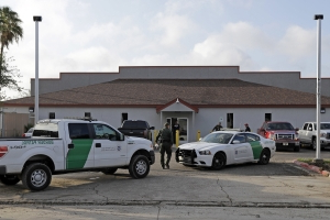 Premature baby found in Border Patrol facility in Texas
