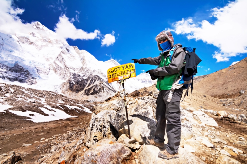 Travel: The deaths on Mount Everest prove adventure ...
