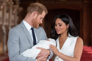 Entertainment: A new picture claiming to be taken of baby