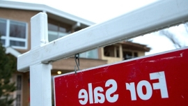 Calgary house prices down 4.3% compared with last year