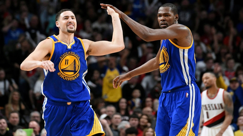 Durant, Thompson decisions put Warriors dynasty on pause