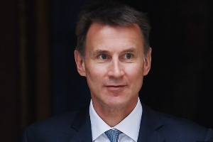 Jeremy Hunt warns Iran of 'unintended but catastrophic' consequences over attacks on Gulf tankers as he backs America's claim that Iran is responsible