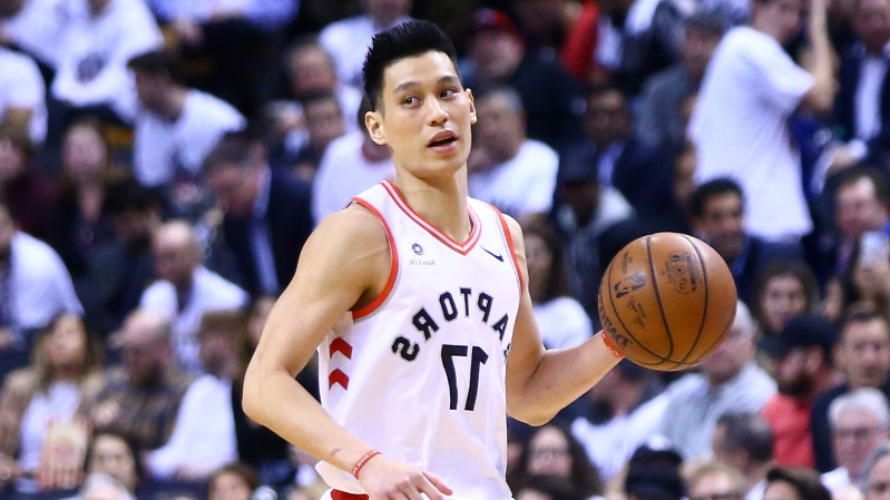 Jeremy Lin thanks DeMar DeRozan for contributions to Raptors' first championship