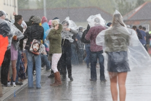 'No sign of settled weather' - washout weather set to continue
