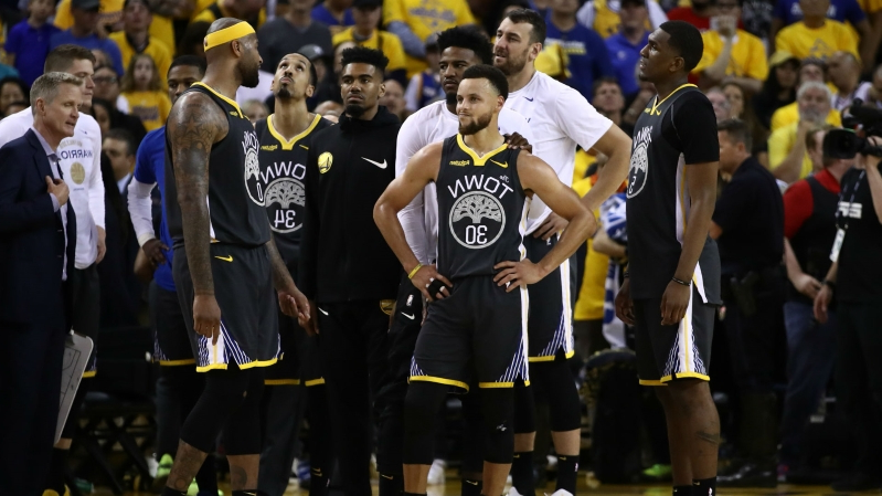 cheap for discount 66460 8c25d Raptors  Finals triumph over Warriors sends strong message to rest of NBA